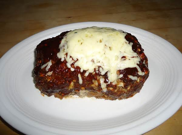 Another Twist On My Meat Loaf