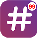 IGBooster: Hashtag for get more likes icon