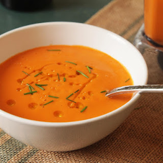 No-Cook Blender Tomato Soup.