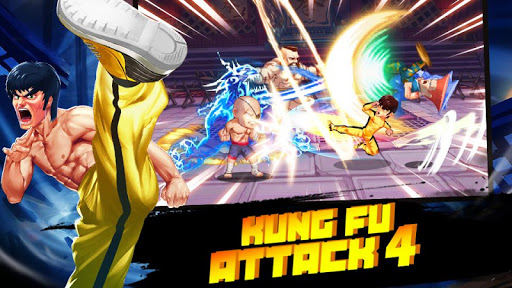 Kung Fu Attack 4 screenshot 3