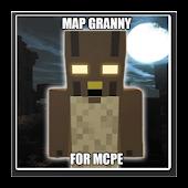 Tải Map Granny for MCPE miễn phí
