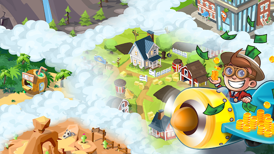 Game Idle Farming Empire APK for Windows Phone