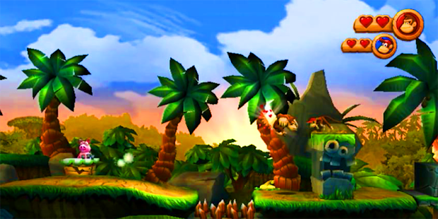 New Tricks For Donkey Kong Country 3 - náhled