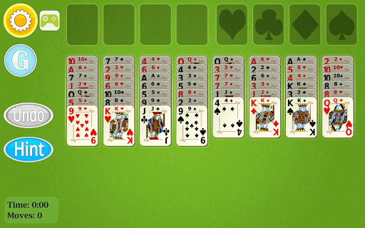 FreeCell Solitaire Mobile android2mod screenshots 8