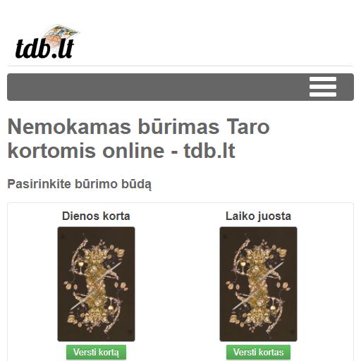 Taro kortos burimai online dating