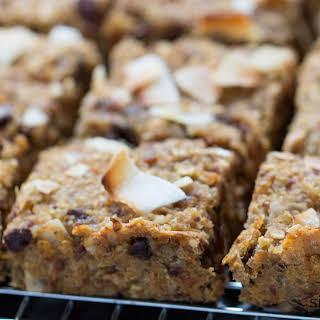 Simple Quinoa Breakfast Bars.