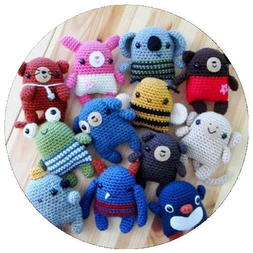 Crochet Amigurumi Animal