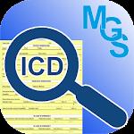 ICD-10 Diagnoseschlüssel(Free) Icon