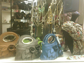 Photo: The collectable side of Horncastle, with accesorizing outfits & jewellery at Graces Boutique up North St. The Fleece arcade window here opposite the Wintersun tanning salon & jewellers..