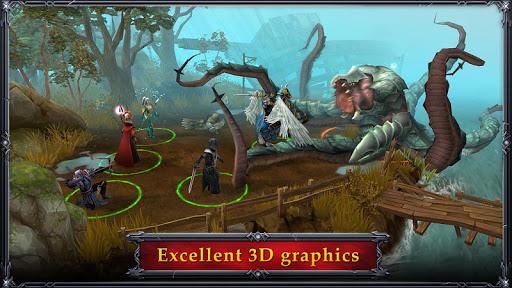 Lords of Discord: Turn Based Strategy RPG  screenshots EasyGameCheats.pro 3