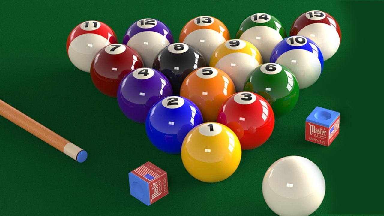 Real Pool Billiards 8 Ball: Lets Play Pool Snooker ...