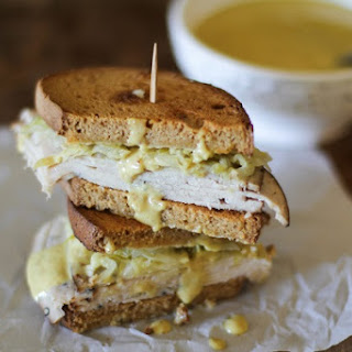 Turkey Pastrami Reuben with Mustard Aioli Recipe
