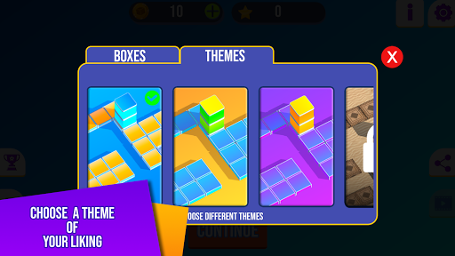 Bloxorz: Brain Game  screenshots 6