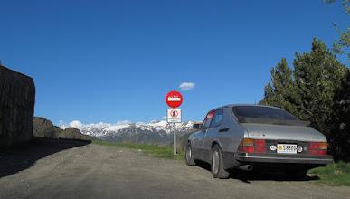 Photo: Sans interdit. Col d'Ordino, Andorra