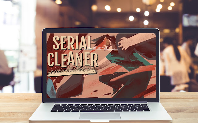 Serial Cleaner HD Wallpapers Game Theme