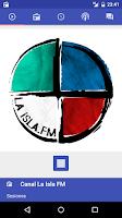 Screenshot of laisla.fm