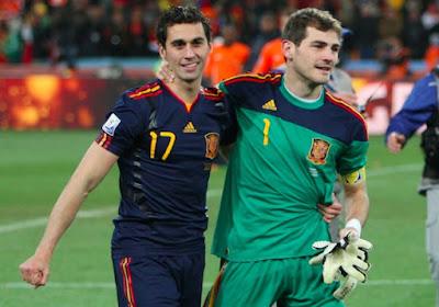 Del Bosque confirme Iker Casillas