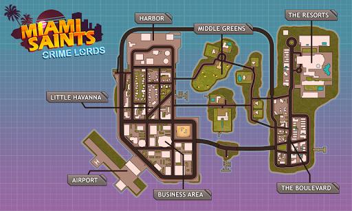 Miami Saints : Crime lords 🏆 2.5 screenshots 5