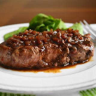 Steakhouse Filet Mignon.