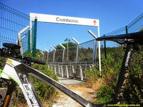 Photo: Vale dos Ovos - Estação Comboios Fátima.