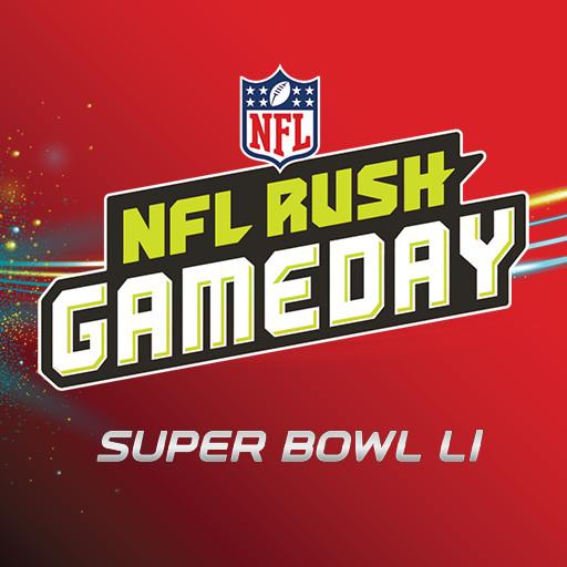體育競技App|NFL Rush Gameday LOGO-3C達人阿輝的APP