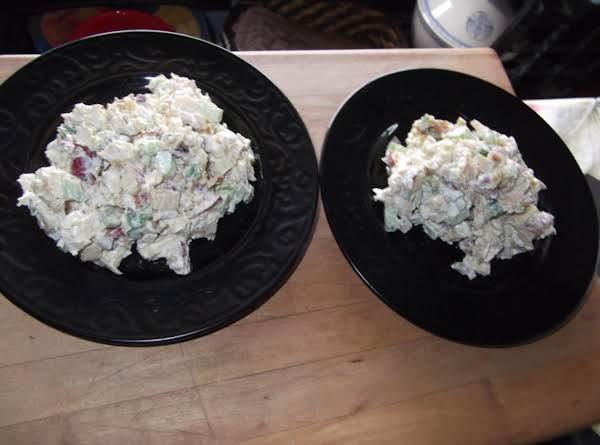 Chicken Salad For 2