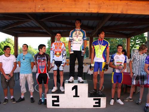 Yoan notre nouveau champion Saône et Loire cadets