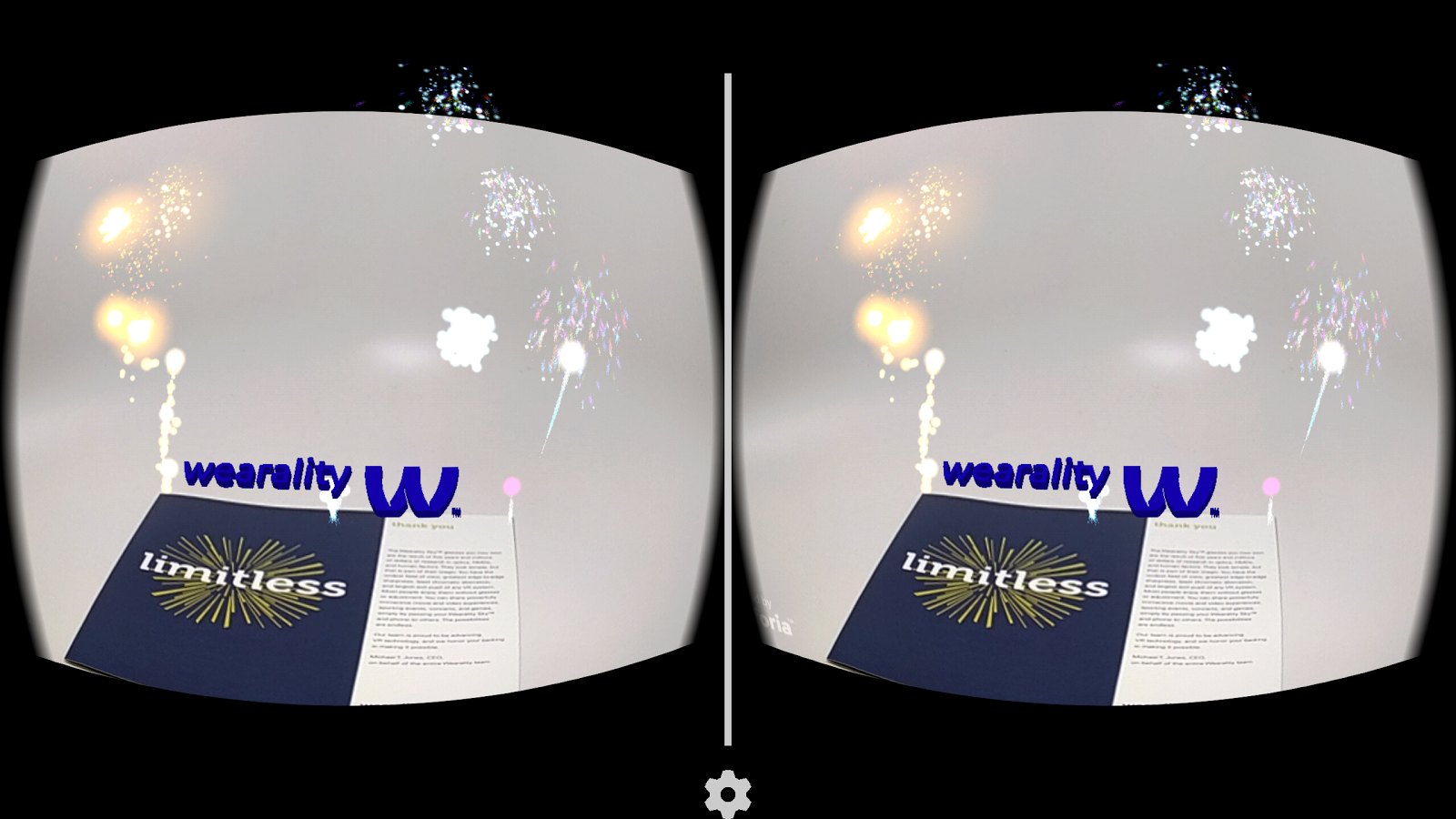 AR Discovery by Wearality- screenshot