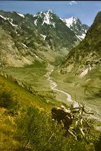 Photo: entlang des Kirgis-Ob