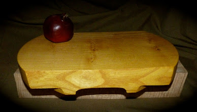 Photo: red mulberry tray