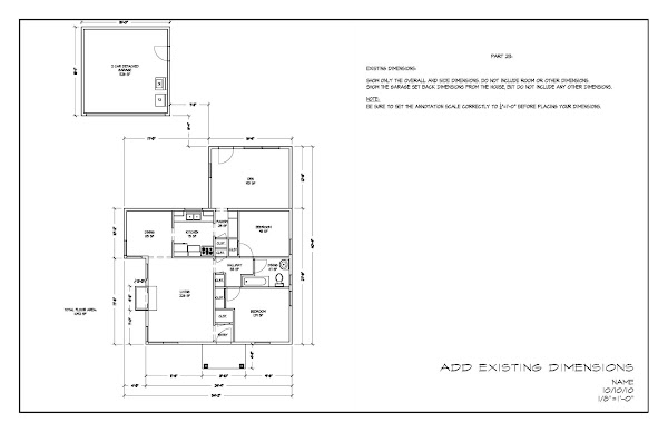 Part 2c Opening Fixtures Annotations Architectural Cad