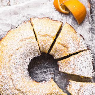 Lemon Yogurt Breakfast Cake Recipe