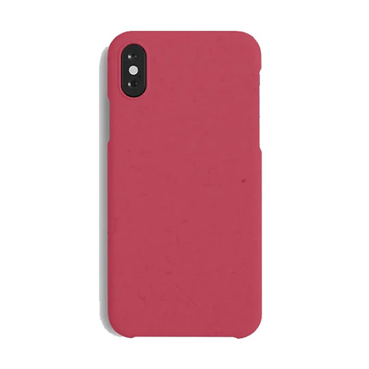 A Good Mobile Case Pomegranate Red iPhone X/XS