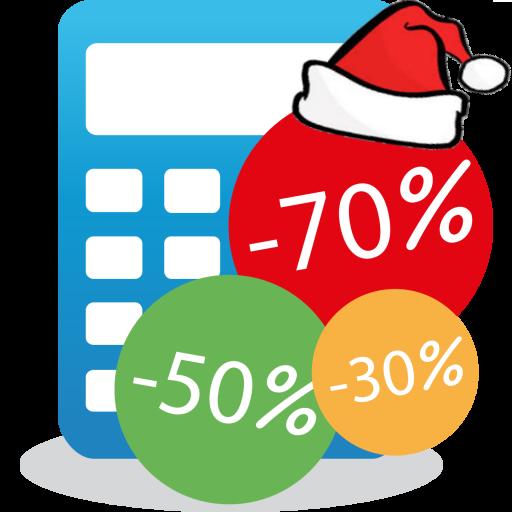 ⭐ Discount Calculator Icon