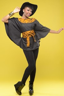 African Dress Styles - náhled