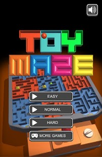 Toy Maze- screenshot thumbnail