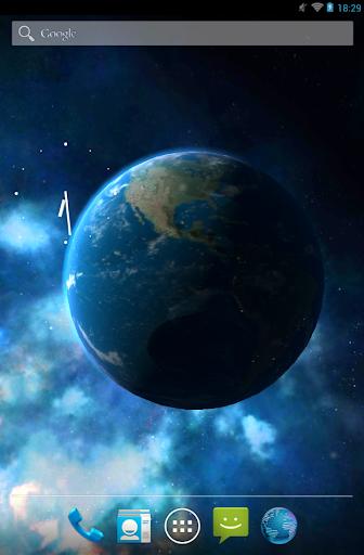 Orbital Observer 3D LWP