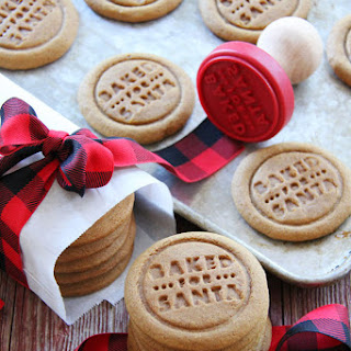 Ginger Spice Molasses Cookies {Holiday Eats} Recipe