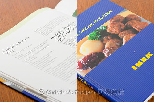 宜家食譜書 Ikea Cookbook