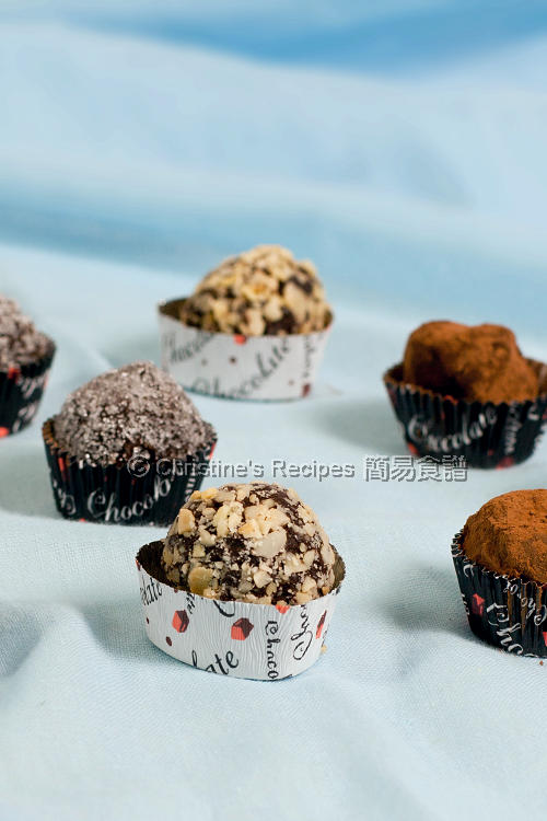 Chocolate Truffles01