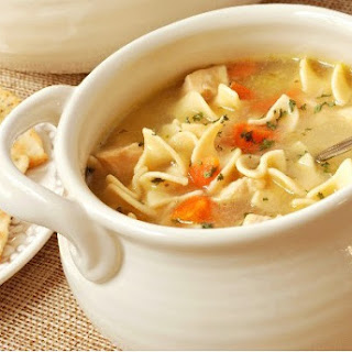 Gluten Free Easy Chicken Noodle Soup
