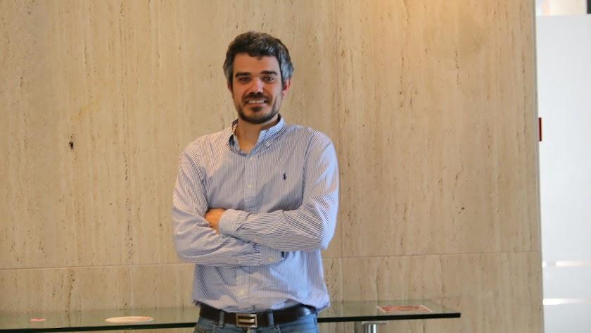Emiliano López, en Almería