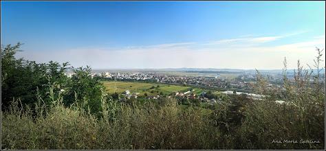 Photo: Cimitirul Turda-Veche - Panorame spre Zona Industriala si Oprisani - 2016.09.08