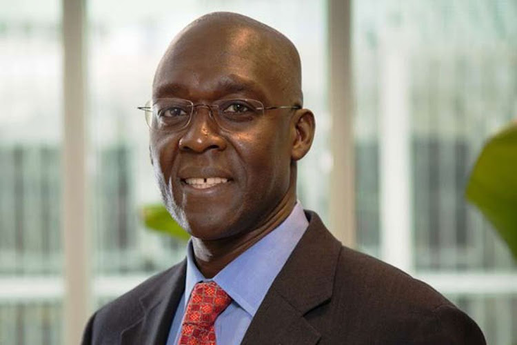 International Finance Corporation CEO Makhtar Diop.