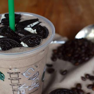 Starbucks Oreo Frappuccino