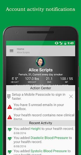 玩免費醫療APP|下載FollowMyHealth® app不用錢|硬是要APP