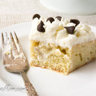 Sugar Free Low Carb Tres Leches Cake.