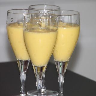 Mango Coconut Milk Cream.