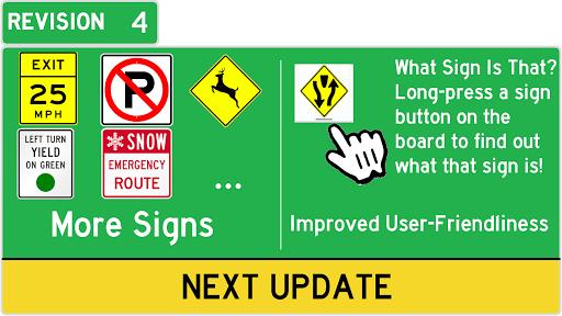 Road Sign Bingo USA