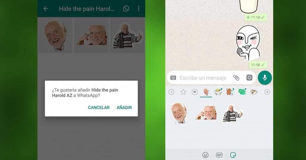 Cómo convertir cualquier foto en un sticker de WhatsApp
